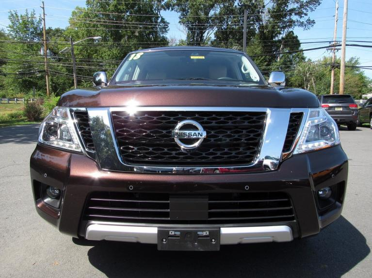 Used 2018 Nissan Armada Platinum for sale Sold at Victory Lotus in Princeton NJ 08540 3