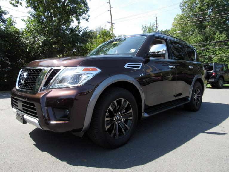 Used 2018 Nissan Armada Platinum for sale Sold at Victory Lotus in Princeton NJ 08540 4