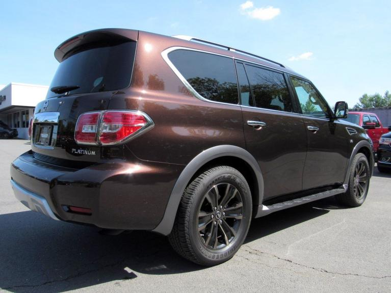 Used 2018 Nissan Armada Platinum for sale Sold at Victory Lotus in Princeton NJ 08540 7