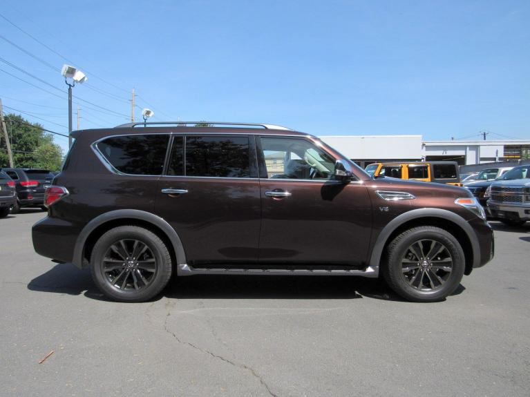 Used 2018 Nissan Armada Platinum for sale Sold at Victory Lotus in Princeton NJ 08540 8