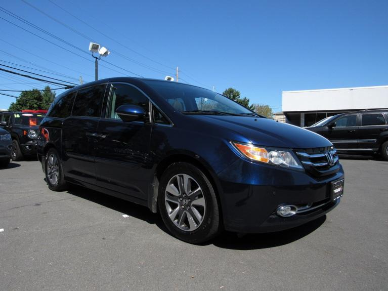 Used 2015 Honda Odyssey Touring for sale Sold at Victory Lotus in Princeton NJ 08540 2