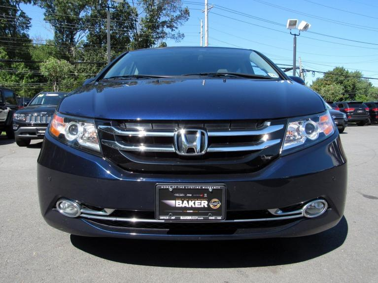 Used 2015 Honda Odyssey Touring for sale Sold at Victory Lotus in Princeton NJ 08540 3