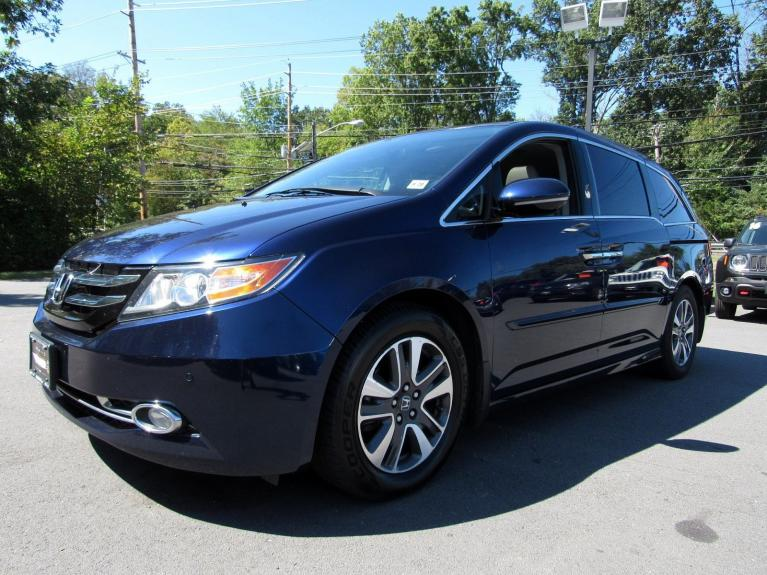Used 2015 Honda Odyssey Touring for sale Sold at Victory Lotus in Princeton NJ 08540 4