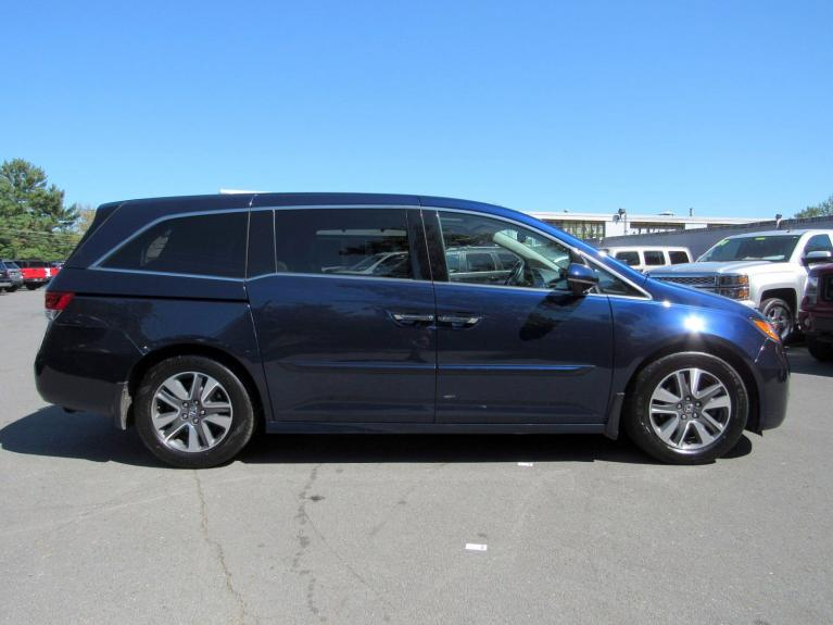 Used 2015 Honda Odyssey Touring for sale Sold at Victory Lotus in Princeton NJ 08540 8