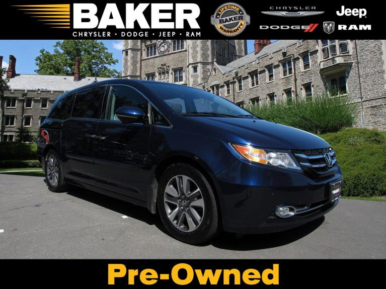 Used 2015 Honda Odyssey Touring for sale $21,995 at Victory Lotus in Princeton NJ