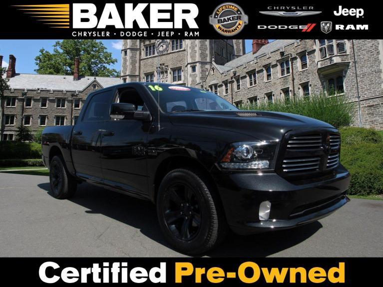 Used 2016 Ram 1500 Sport for sale Sold at Victory Lotus in Princeton NJ 08540 1