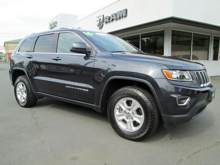 Used 2016 Jeep Grand Cherokee Laredo for sale $21,495 at Victory Lotus in Princeton NJ 08540 2