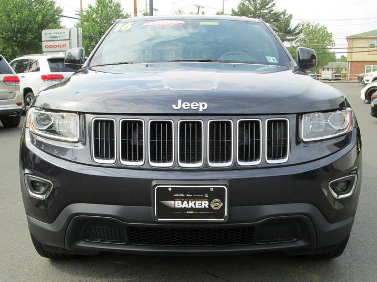 Used 2016 Jeep Grand Cherokee Laredo for sale $21,495 at Victory Lotus in Princeton NJ 08540 3