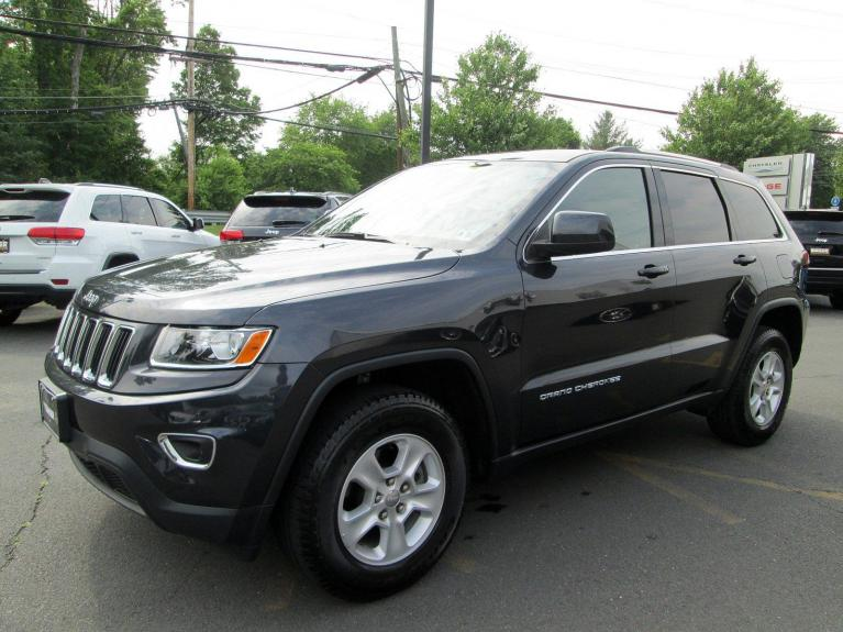 Used 2016 Jeep Grand Cherokee Laredo for sale $21,495 at Victory Lotus in Princeton NJ 08540 4