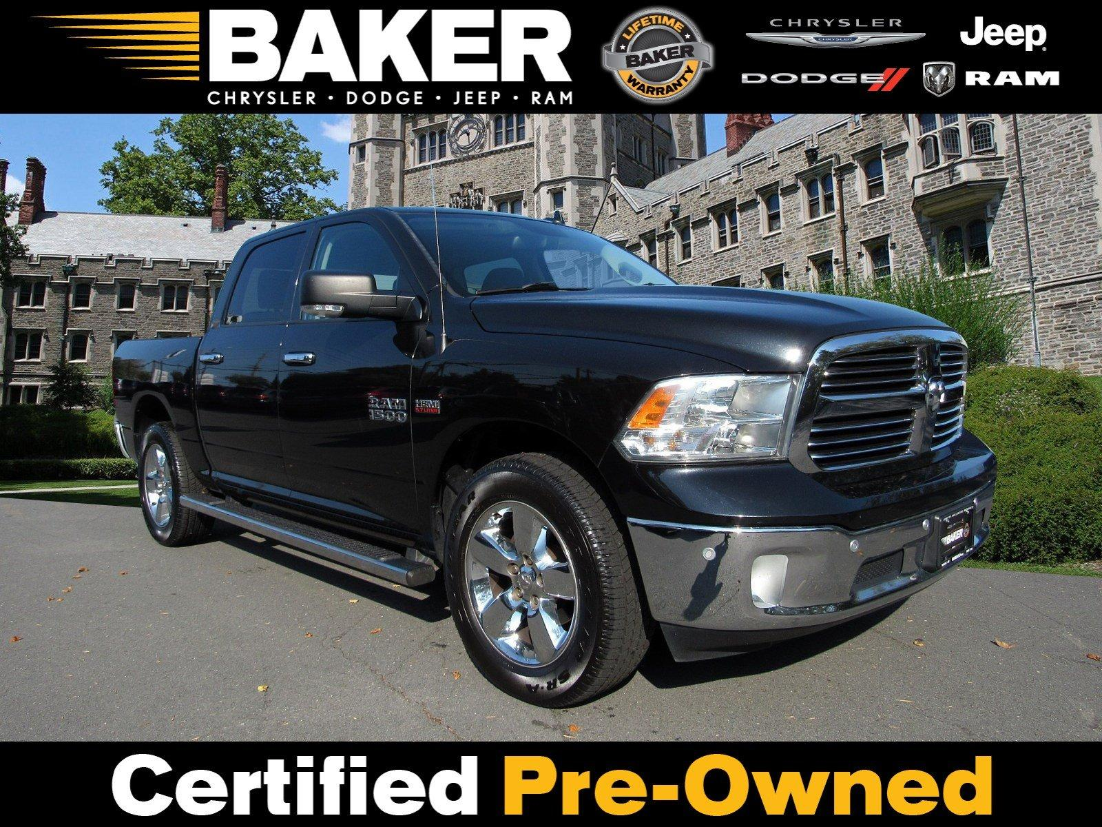 Used 2016 Ram 1500 Big Horn for sale Sold at Victory Lotus in Princeton NJ 08540 1