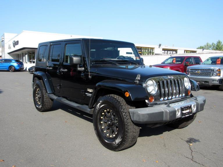 Used 2009 Jeep Wrangler Unlimited Sahara for sale Sold at Victory Lotus in Princeton NJ 08540 2