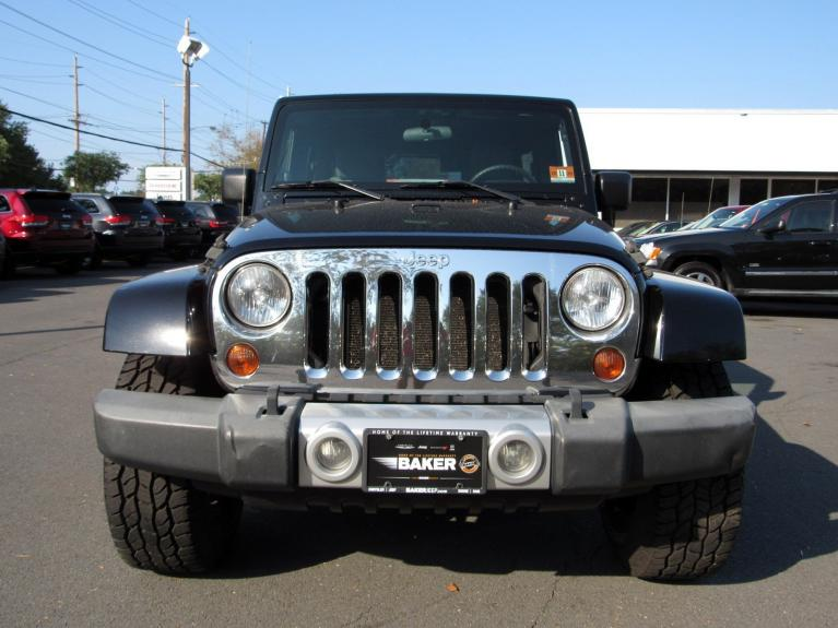 Used 2009 Jeep Wrangler Unlimited Sahara for sale Sold at Victory Lotus in Princeton NJ 08540 3