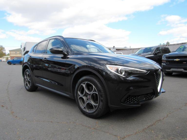Used 2018 Alfa Romeo Stelvio Sport for sale Sold at Victory Lotus in Princeton NJ 08540 2
