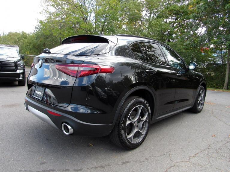 Used 2018 Alfa Romeo Stelvio Sport for sale Sold at Victory Lotus in Princeton NJ 08540 7