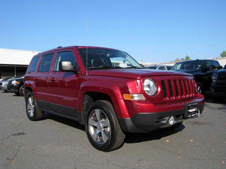 Used 2017 Jeep Patriot High Altitude for sale Sold at Victory Lotus in Princeton NJ 08540 2