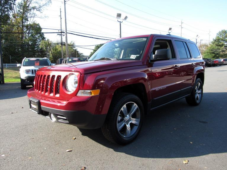 Used 2017 Jeep Patriot High Altitude for sale Sold at Victory Lotus in Princeton NJ 08540 4