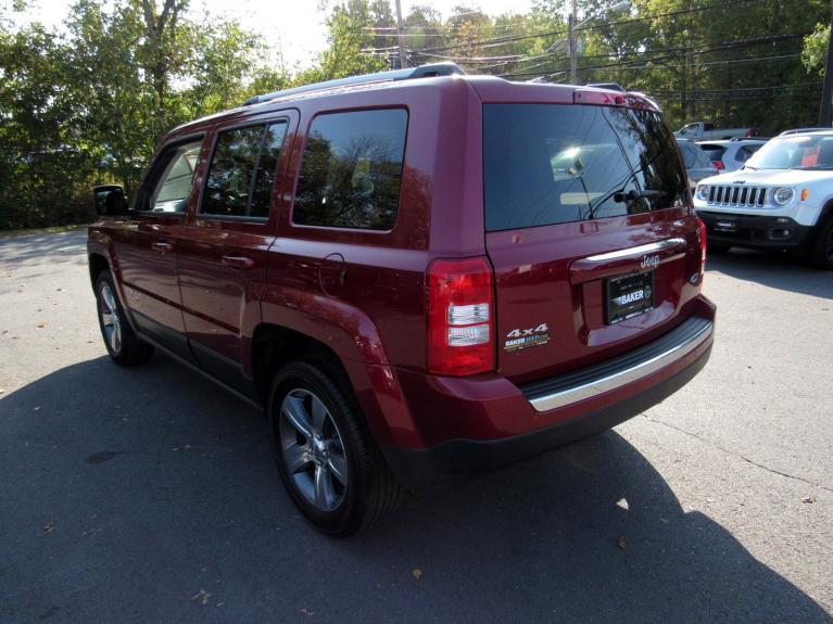 Used 2017 Jeep Patriot High Altitude for sale Sold at Victory Lotus in Princeton NJ 08540 5