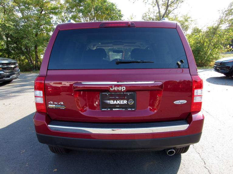 Used 2017 Jeep Patriot High Altitude for sale Sold at Victory Lotus in Princeton NJ 08540 6