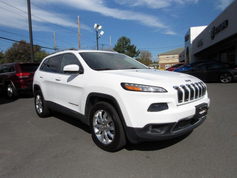 Used 2014 Jeep Cherokee Limited for sale Sold at Victory Lotus in Princeton NJ 08540 2