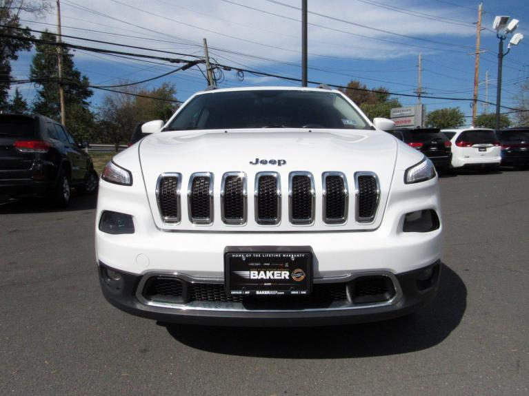 Used 2014 Jeep Cherokee Limited for sale Sold at Victory Lotus in Princeton NJ 08540 3