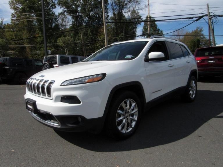 Used 2014 Jeep Cherokee Limited for sale Sold at Victory Lotus in Princeton NJ 08540 4