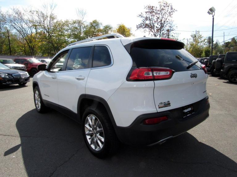 Used 2014 Jeep Cherokee Limited for sale Sold at Victory Lotus in Princeton NJ 08540 5