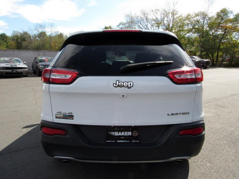 Used 2014 Jeep Cherokee Limited for sale Sold at Victory Lotus in Princeton NJ 08540 6