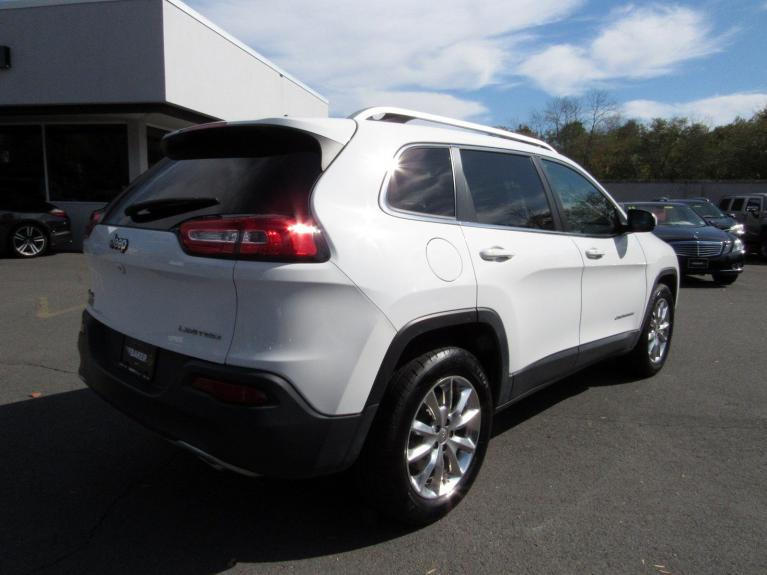 Used 2014 Jeep Cherokee Limited for sale Sold at Victory Lotus in Princeton NJ 08540 7