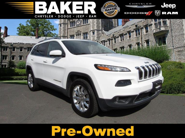 Used 2014 Jeep Cherokee Limited for sale $14,495 at Victory Lotus in Princeton NJ